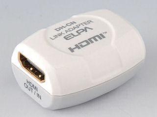 エルパ HDMI 中継プラグ DH-CNN
