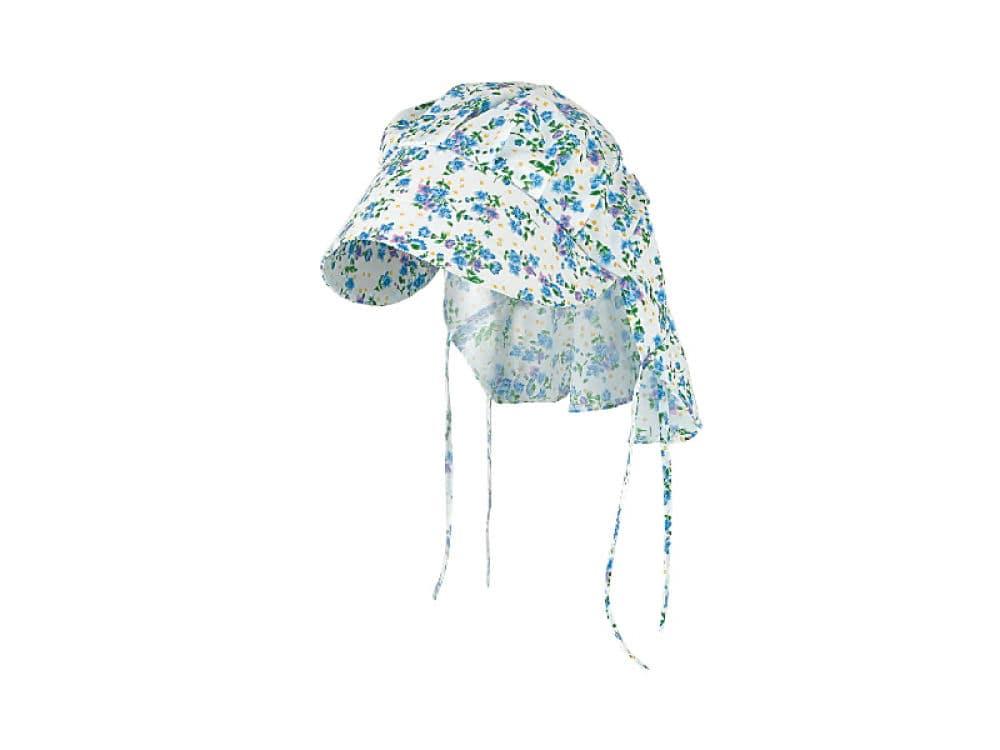 UVカットプリント農帽 H-200