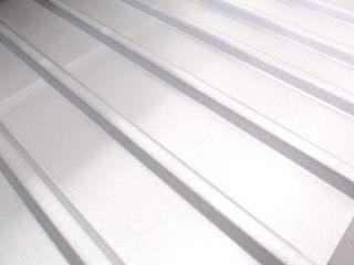 ガルバリウム 角波(0.25mm厚) 各サイズ