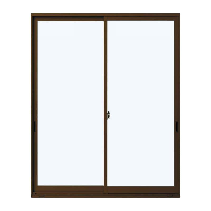 引違い窓 W1690×H1830mm ガラス:型ガラス アングルなし 各種
