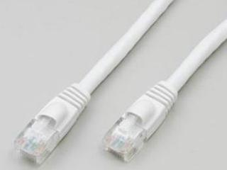 LANケーブル LAN-A602(W) 2m
