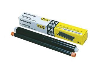 パナソニック FAX用インクリボン KX-FAN200