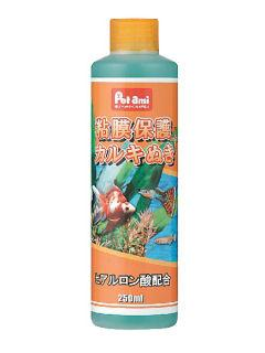 Petami 粘膜保護カルキぬき 250ml