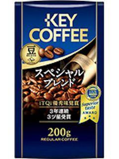 キーコーヒー LPスペシャルB 豆 200g