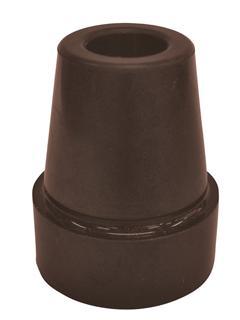 杖用取替えゴム ブラウン 17.5mm G-08