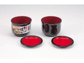 匠庵 そば猪口(薬味皿付き) H5283