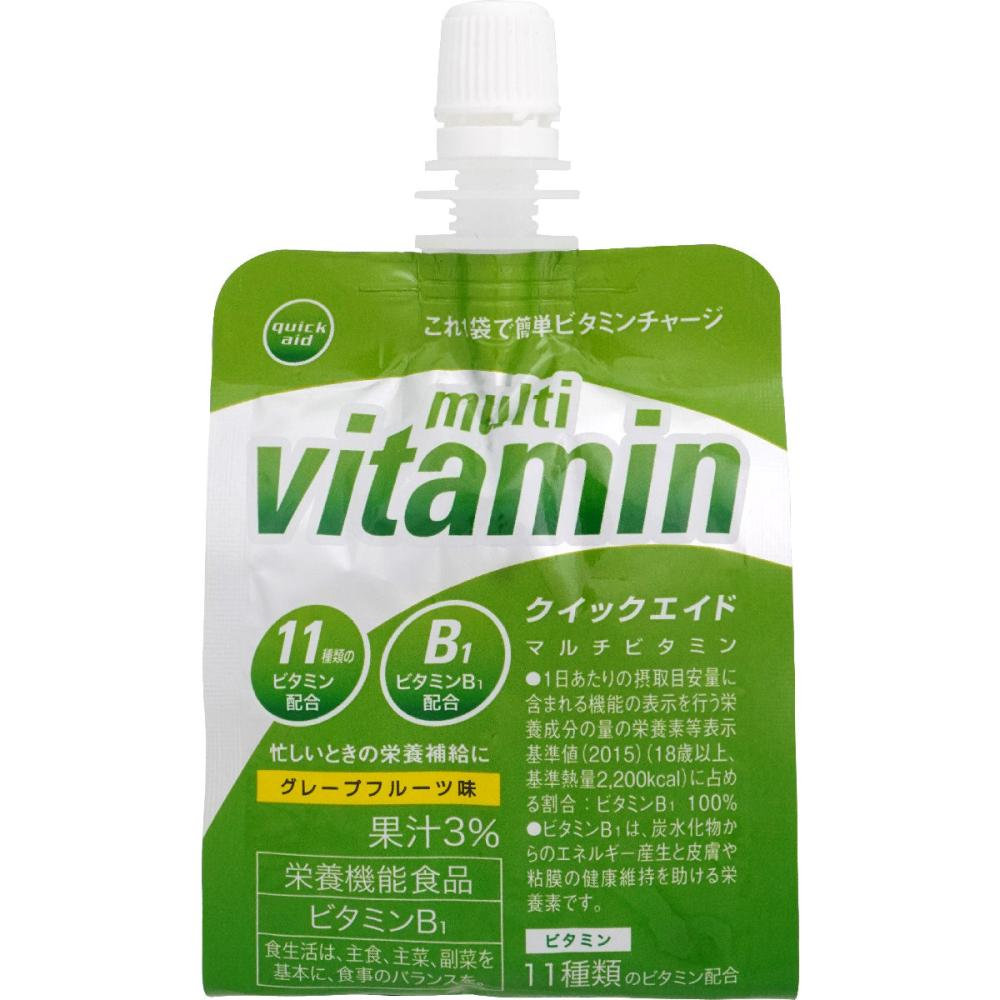 クイックエイドマルチビタミン (栄養機能食品B1)