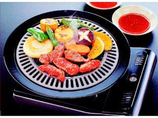 ストーン丸型 焼肉グリル 33cm