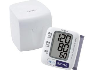 シチズン 手首式電子血圧計 CH-650F