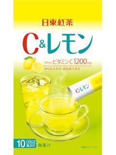 日東紅茶 C&レモン 10袋入