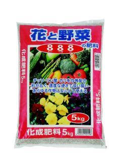 化成肥料8-8-8 5kg