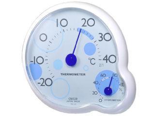 アナログ温湿度計 CR-140B