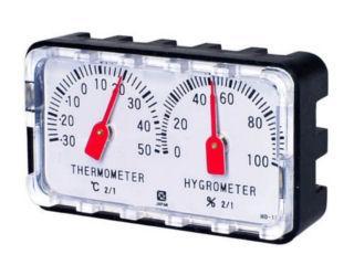 携帯用温湿度計 HD-120