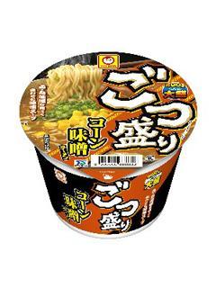 東洋水産 ごつ盛り コーン 味噌ラーメン