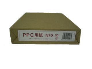 コピー用紙N70 PEFC B5 500枚入 再生紙70%