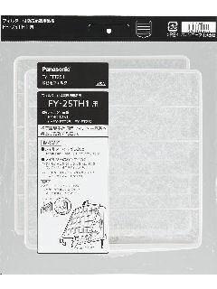 パナソニック 換気扇替フィルター FY-FTT251
