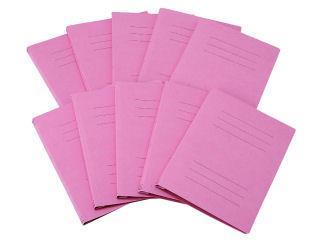 フラットファイル A4 縦型 ピンク 10冊セット
