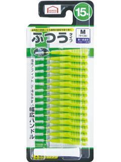 コメリセレクト 歯間ブラシ Mサイズ 15本入