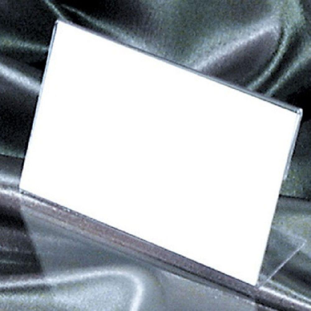 ササガワ カード立 L型 トーメイ・ペット 中 34-3220