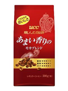 UCC 職人の珈琲 あまい香りのモカブレンド 300g