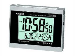 カシオ 電波デジタルクロック DQD-710J-8JF