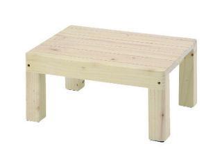 木製ステップチェア H22cm