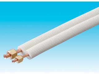イナバ フレアナット付配管セット 4m SPH-234-C(部材なし)