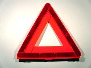 三角停止板 TSマーク付