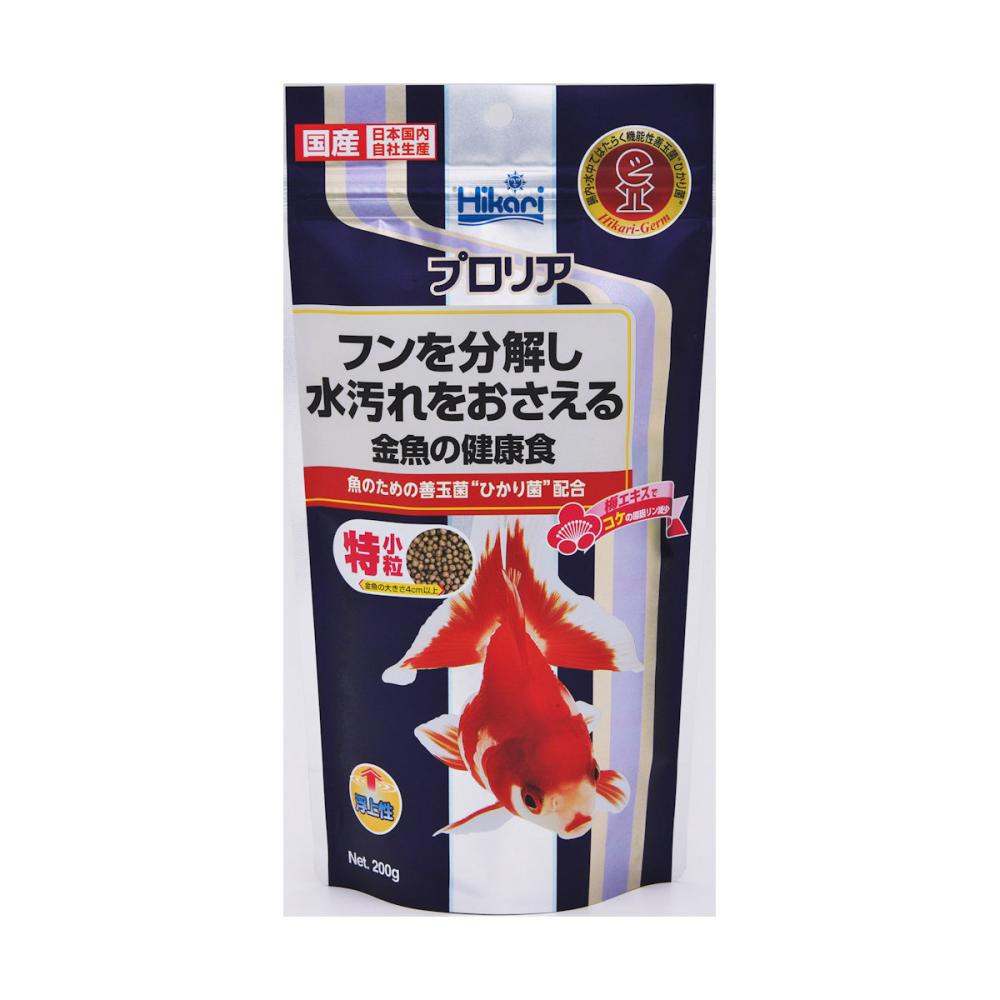 キョーリン ひかり プロリア 金魚の健康食 200g