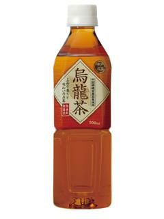 神戸茶房 ウーロン茶 500ml
