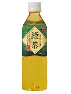神戸茶房 緑茶 500ml