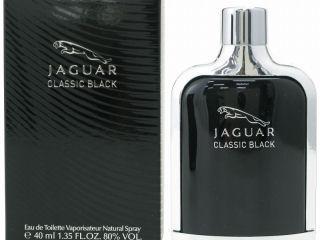 ジャガークラシック ブラック EDT 40ml