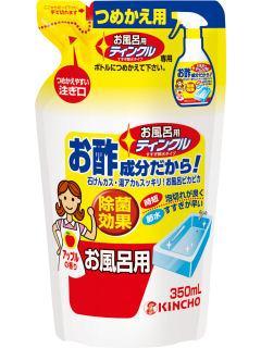 金鳥 お風呂用ティンクル すすぎ節水タイプ つめかえ用 350ml