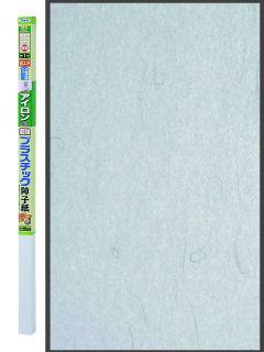 アイロン貼り プラスチック障子紙 雲竜
