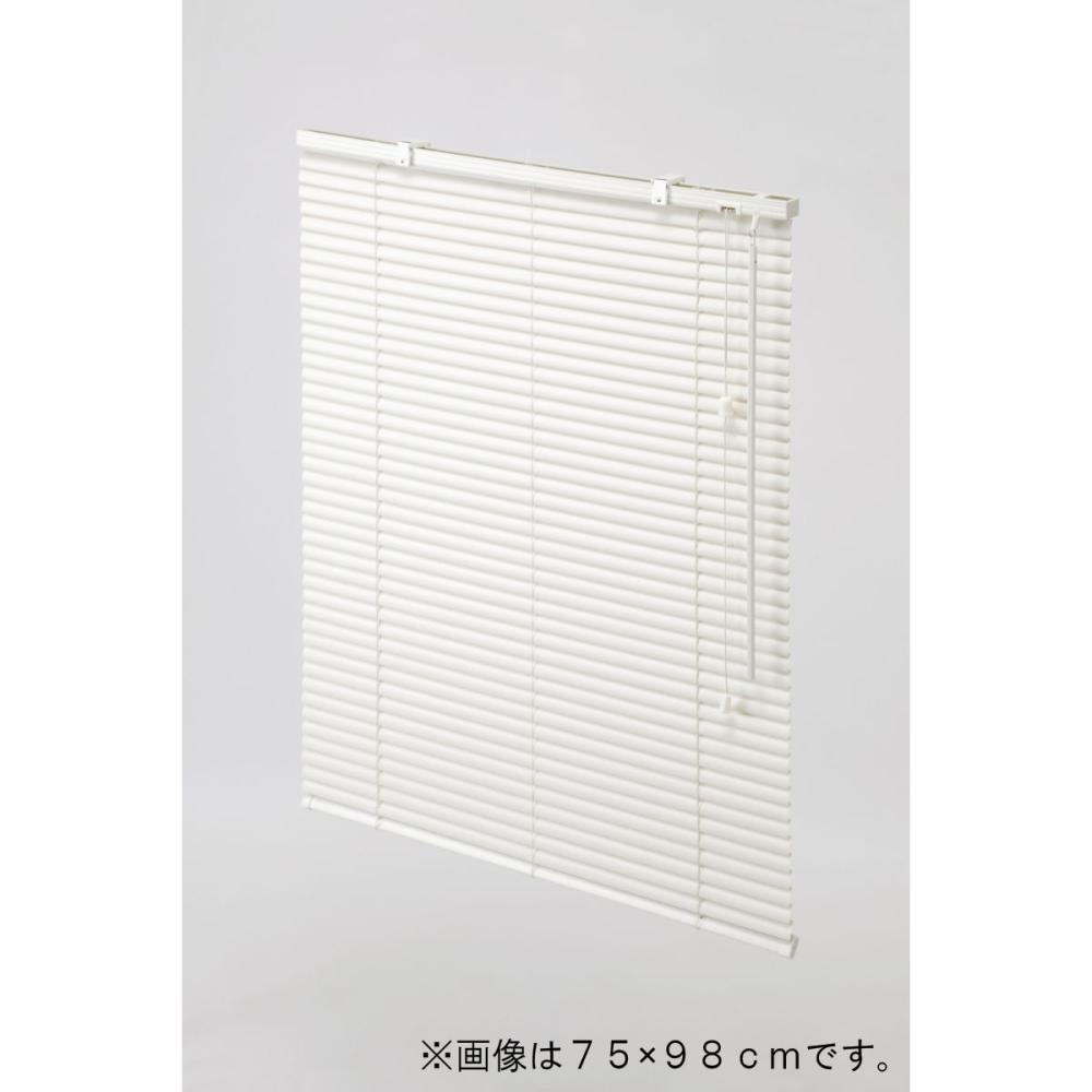 PVCカラーブラインド 130x98cm アイボリー