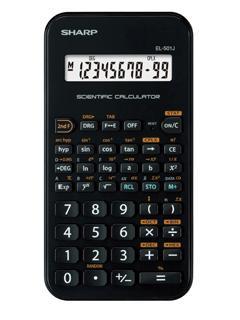 シャープ 関数電卓 EL-501J-BX