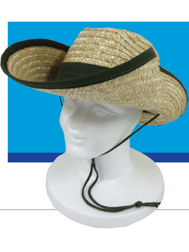 紳士帽子(麦わら)ロバート 202SDB