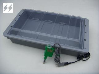 発芽育苗器 菜友器(さいゆうき) グリーンサーモ付き PG-30G