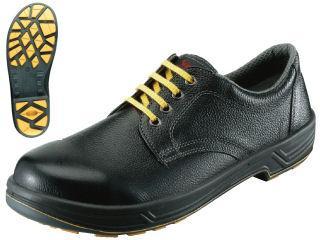 シモン SX3層底牛革安全靴 SS11 黒静電靴 各種