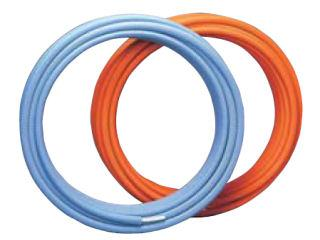 K+BUILD 架橋ポリエチレン管 ホオンペックス 16A×10T ブルー(給水用)
