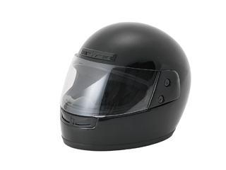 フルフェイスヘルメット PS-FF001 ブラック
