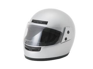 フルフェイスヘルメット PS-FF001 シルバー