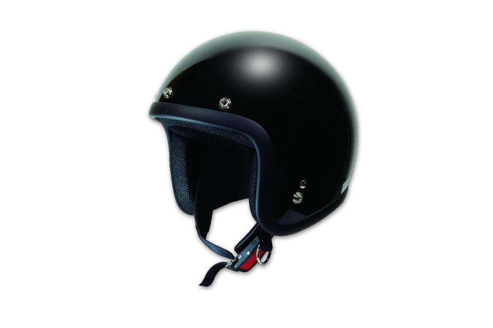 スモールジェットヘルメット PS-SJ001 ブラック
