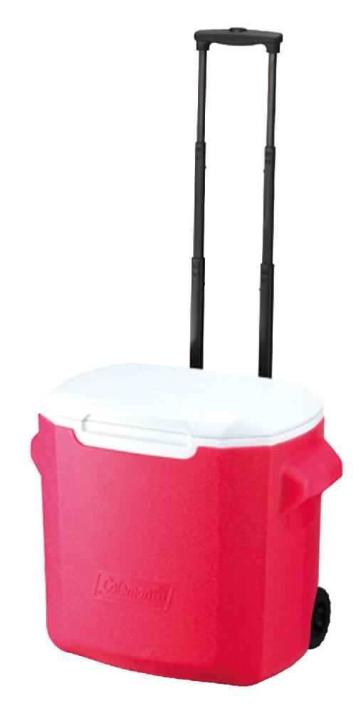 コールマン ホイールクーラー 28QT ピンク