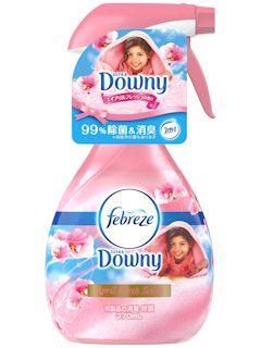 P&G ファブリーズ 消臭剤 ダウニーエイプリルフレッシュの香り