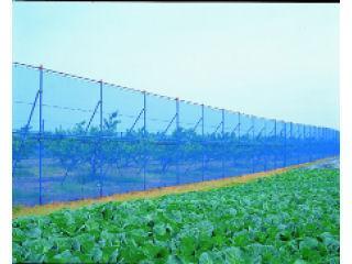 防風ネット 2×50m ブルー #4-75