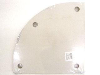 インテリアシェルフ棚板 4穴 325×325mm