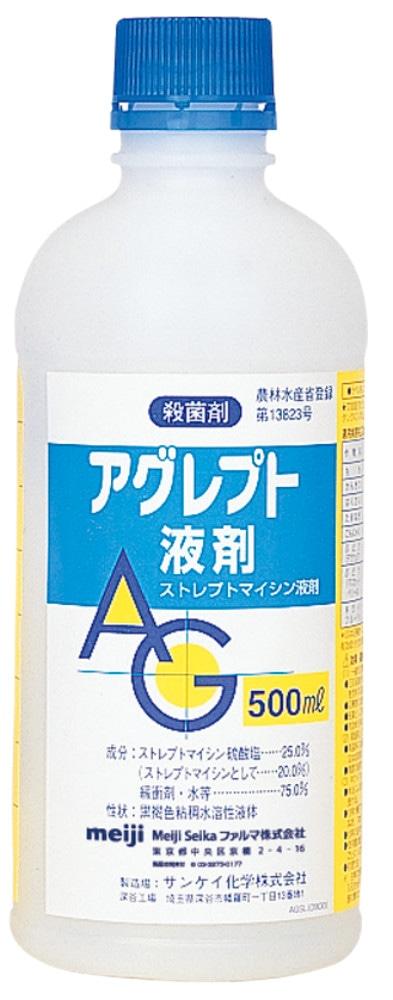 アグレプト液剤 500ml