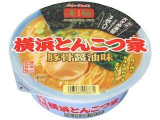 ヤマダイ 凄麺 横浜とんこつ家