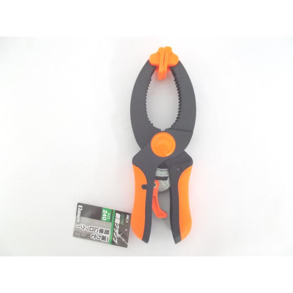 BM(ビッグマン)  ロック式樹脂クランプ 240
